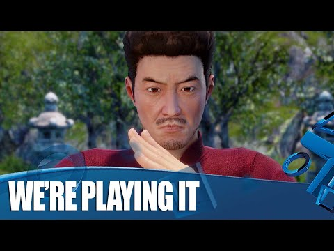 Shenmue 3 PS4 Gameplay - We Can't Believe We're Playing It!