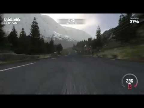 What 242MPH feels like in #DRIVECLUB! Insane speed