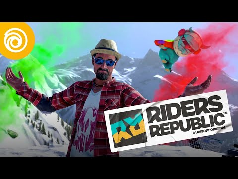 Riders Republic: Gamescom Beta Erweiterung-Trailer | Ubisoft DE | Ubisoft [DE]