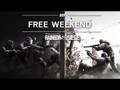 Tom Clancy's Rainbow Six Siege: FREE WEEKEND VOM 2. BIS ZUM 5. FEBRUAR