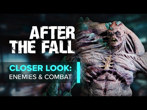 After the Fall | Closer Look - Enemies and Combat [PEGI]