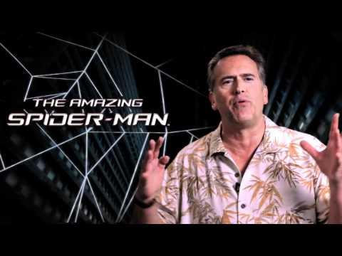 The Amazing Spider-Man - Bruce Campbell Trailer