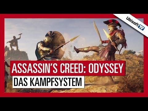 Assassin's Creed Odyssey - Details zum Kampfsystem   Ubisoft-TV [DE]