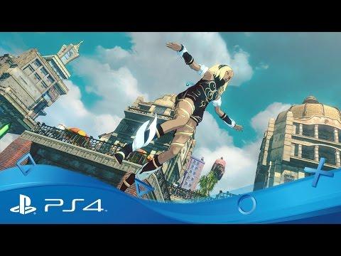 Gravity Rush 2 | Accolades Trailer | PS4