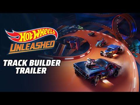 Hot Wheels Unleashed™ Track Builder Trailer