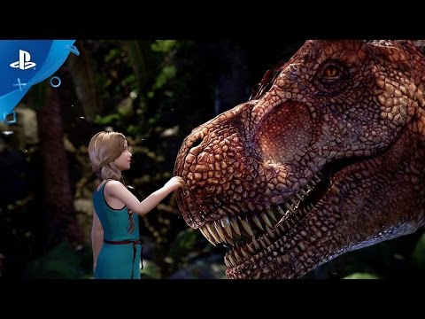 ARK Park – Teaser Trailer | PS4