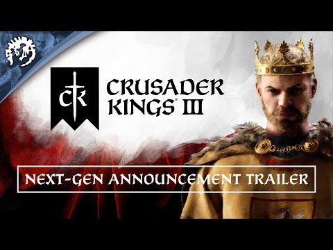 Crusader Kings III - Next-Gen Announcement Trailer
