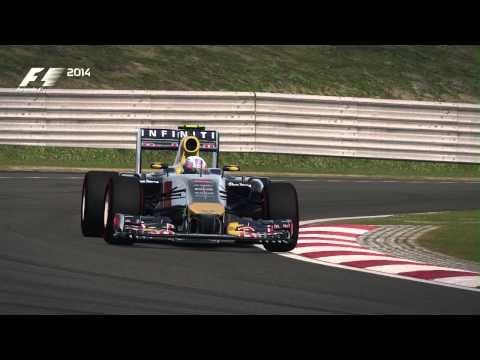 F1 2014: Austrian Red Bull Ring Hot Lap - Trailer - Eurogamer