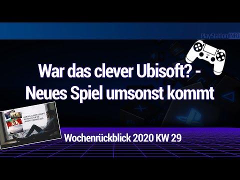 War das clever Ubisoft? - Neues Spiel umsonst kommt - WRB 2020 KW 29