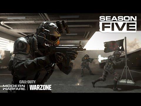 Call of Duty®: Modern Warfare® & Warzone® - Shadow Company Trailer