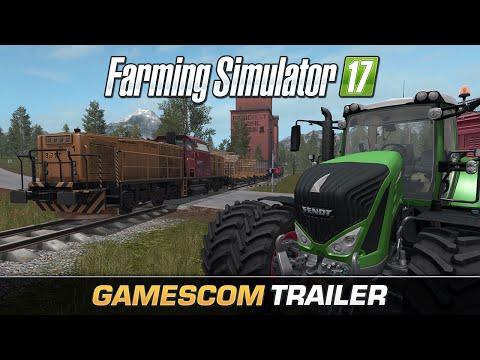 [Gamescom 2016] Farming Simulator 17 - Gamescom Trailer