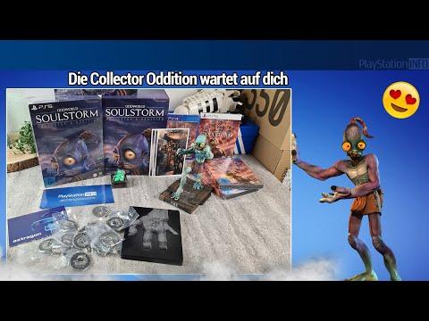 Oddworld Soulstorm Gewinnspiel - Die Collector Oddition wartet auf dich 🙏