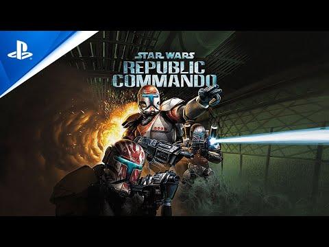 Star Wars Republic Commando - Announce Trailer | PS4