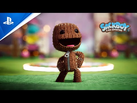 Sackboy: A Big Adventure | Story Trailer | PS5, deutsche Untertitel