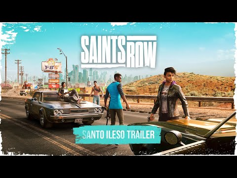 SAINTS ROW Welcome to Santo Ileso Trailer [unrated]