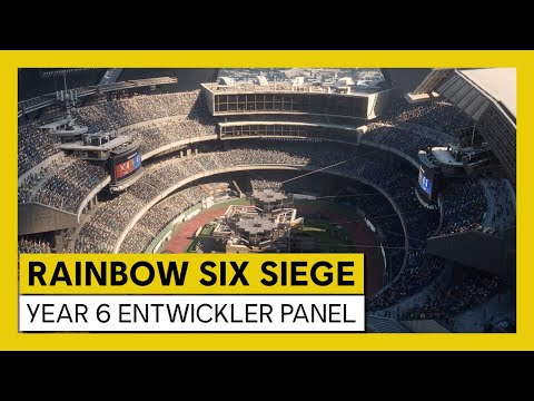 Tom Clancy's Rainbow Six Siege - Future of Siege - Year 6 Entwickler Panel | Ubisoft [DE]