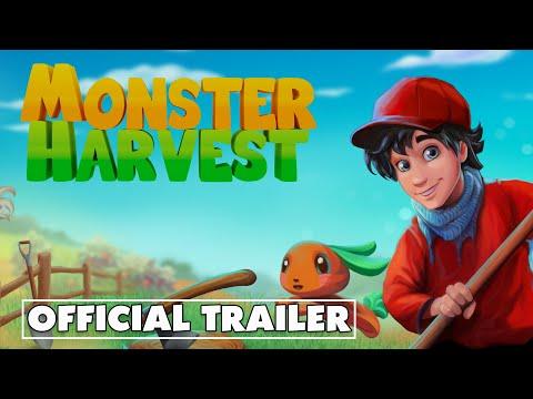 Monster Harvest - Official Launch Trailer