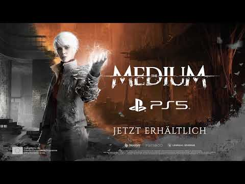 The Medium is out now for PlayStation 5 video [PEGI GER]