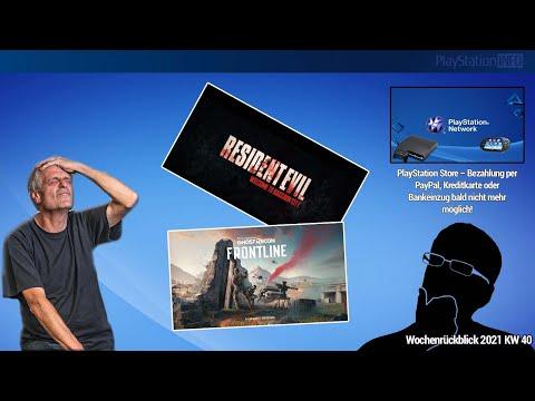 Ist der neue Resident Evil Film Trash FIFA 22 – ALLE meckern jeder kauft es Ghost Recon Frontline