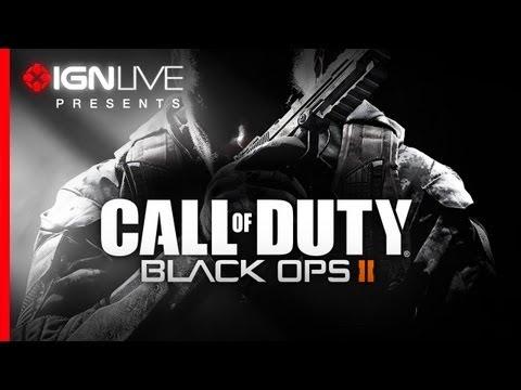 IGN Live Presents: Call of Duty: Black Ops II