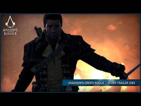 Assassin's Creed Rogue | Story-Trailer [DE]