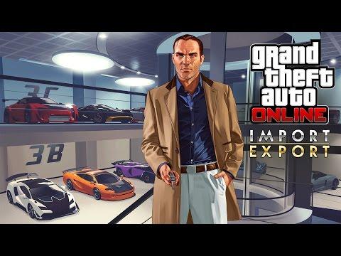 GTA Online: Import/Export-Trailer