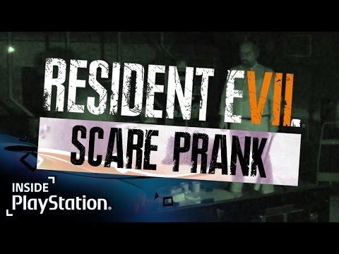Resident Evil 7 Scare Prank - Budi und Bruugar verarscht von Jack Baker
