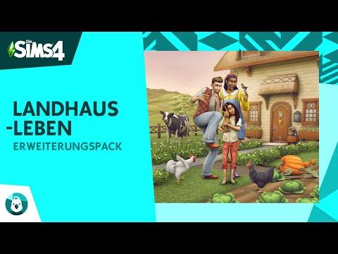 Die Sims 4 Landhaus-Leben: Offizieller Enthüllungstrailer