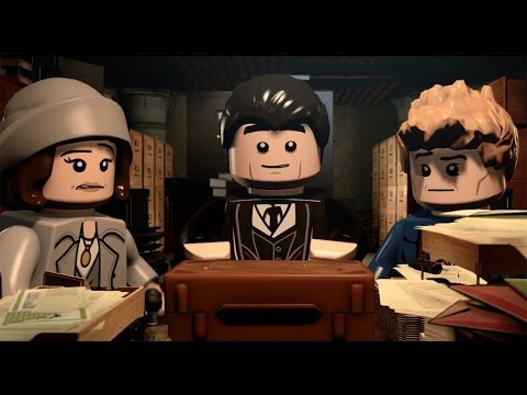 LEGO Dimensions: Fantastic Beasts Story Pack Gameplay Trailer