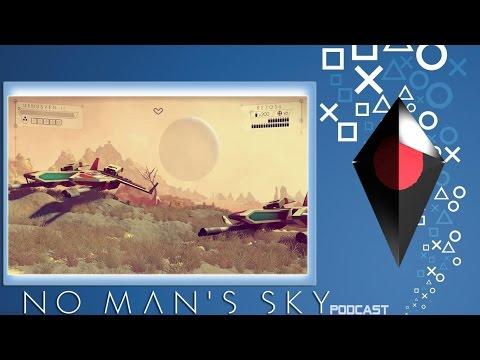 No Man's Sky - Die unendlichen Weiten warten auf dich #Podcast