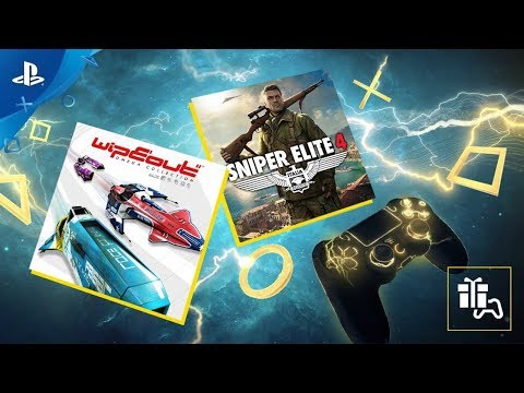 PlayStation Plus | August 2019