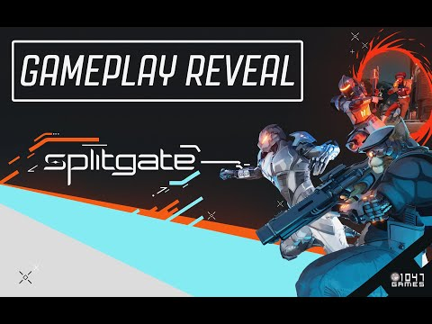 Splitgate (2021): New Gameplay Reveal