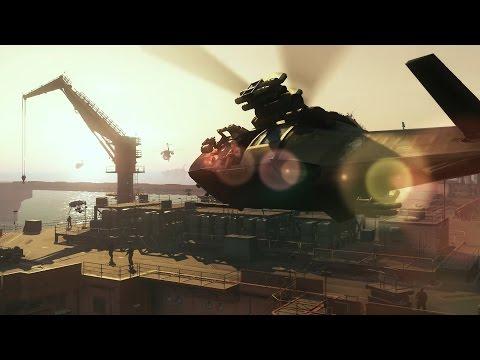 [Official] gamescom 2015 GAME PLAY DEMO | METAL GEAR SOLID V: THE PHANTOM PAIN (EU) PEGI [KONAMI]