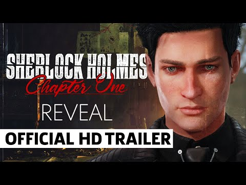 Sherlock Holmes: Chapter One - Exclusive Reveal Trailer