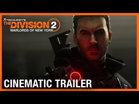 Tom Clancy's The Division 2: Warlords of New York: World Premiere Cinematic Trailer   Ubisoft [NA]