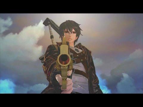 『蒼き革命のヴァルキュリア』ストーリートレーラー:キャラクター編「復讐者・アムレート」