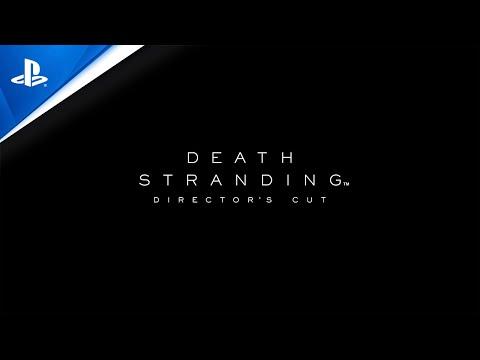 DEATH STRANDING DIRECTOR'S CUT – Teaser Trailer | PS5, deutsch