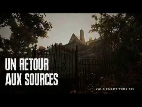 RESIDENT EVIL 7 - biohazard - trailer retour aux sources