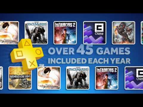 PlayStation Plus E3 2012 Update - EU