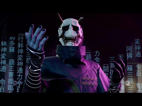 "Ghostwire: Tokyo - ""Hannya"" - Offizieller Gameplay Trailer"