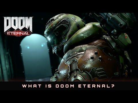 What is DOOM Eternal?