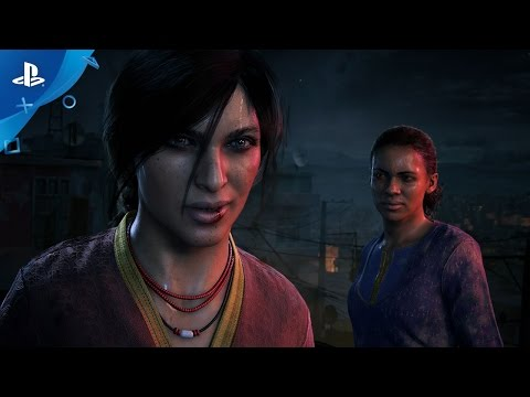 UNCHARTED: The Lost Legacy - PlayStation Experience 2016: Announce Trailer   PS4