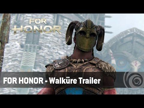 For Honor - Walküre-Trailer | Ubisoft [DE]