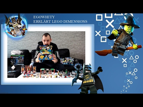 Was ist LEGO Dimensions by EgoWhity
