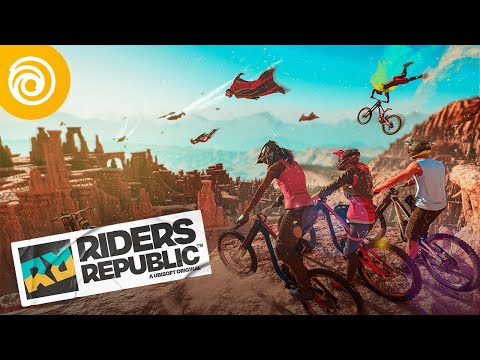 Riders Republic Welt-Trailer | Ubisoft [DE]
