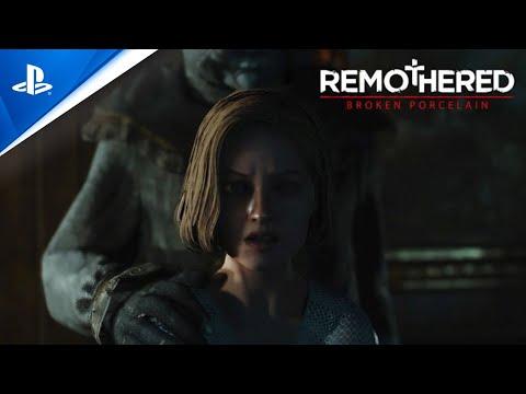Remothered: Broken Porcelain - Gameplay Trailer   PS4