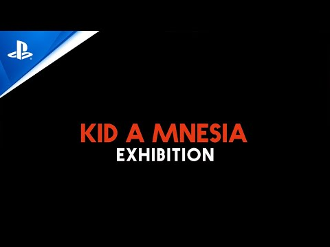 Kid A Mnesia Exhibition - PlayStation Showcase 2021: Teaser Trailer   PS5