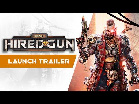 Necromunda: Hired Gun – Launch Trailer