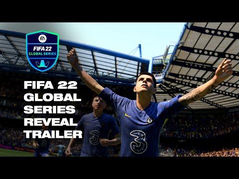 FIFA 22 Global Series Launch Trailer