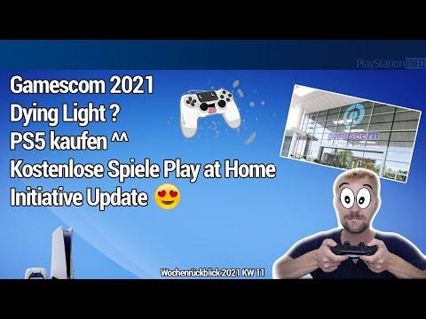 Gamescom 21 - Dying Light - PS5 kaufen - Kostenlose Spiele und Mehr!